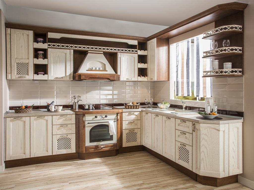 Кухня Виена класик 4 Enikom M Мебели и аксесоари за