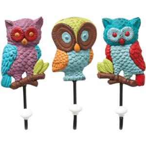 Закачалка Owl Coloure Assorted