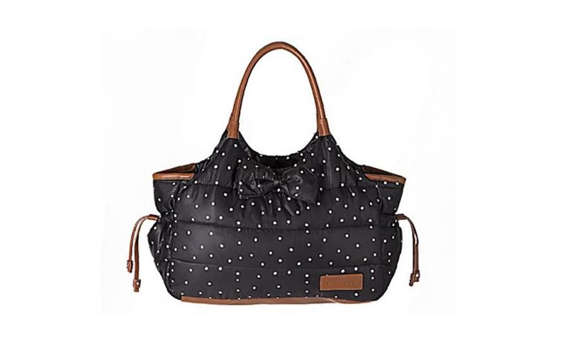 Чанта Dotty Black
